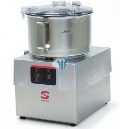 Cutter - Emulsionadores Cutter CK-8 SAMMIC