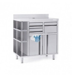 Mueble Cafetero MCAF 1000 INFRICO
