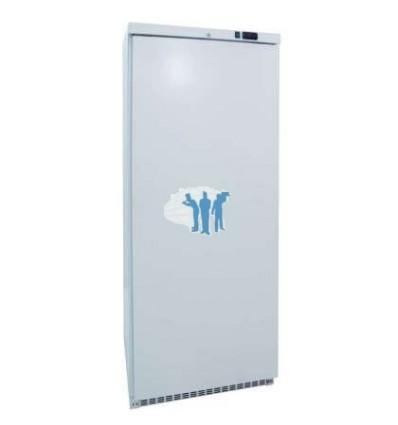 Armario GN2/1 Lacado Blanco 600 litros Congelados de 780 x742 x1865